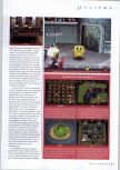 Scan of the review of Bomberman 64: The Second Attack published in the magazine N64 Gamer 30, page 2