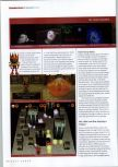 Scan of the review of Bomberman 64: The Second Attack published in the magazine N64 Gamer 30, page 3