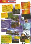 Scan of the review of FIFA 99 published in the magazine Le Magazine Officiel Nintendo 13