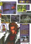 Scan of the preview of Castlevania published in the magazine Le Magazine Officiel Nintendo 13