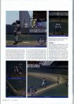 Scan of the review of Ken Griffey Jr.'s Slugfest published in the magazine N64 Gamer 17, page 3
