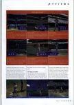 Scan of the review of Ken Griffey Jr.'s Slugfest published in the magazine N64 Gamer 17, page 4