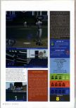 Scan of the review of Ken Griffey Jr.'s Slugfest published in the magazine N64 Gamer 17, page 5