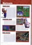 Scan of the article E3 1999 Report published in the magazine N64 Gamer 17, page 3