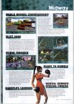 Scan of the preview of Mortal Kombat: Special Forces published in the magazine N64 Gamer 17, page 1