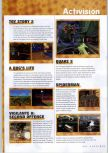 Scan of the article E3 1999 Report published in the magazine N64 Gamer 17, page 8