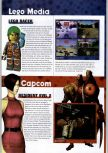 Scan of the article E3 1999 Report published in the magazine N64 Gamer 17, page 9