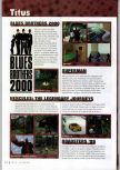 Scan of the article E3 1999 Report published in the magazine N64 Gamer 17, page 11