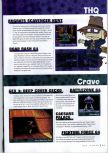 Scan of the article E3 1999 Report published in the magazine N64 Gamer 17, page 12
