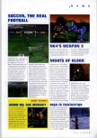 Scan of the preview of Acclaim Sports Soccer published in the magazine N64 Gamer 17, page 1