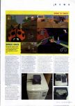 Scan of the preview of Looney Tunes: Space Race published in the magazine N64 Gamer 14, page 1