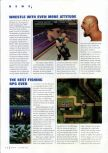 Scan of the preview of WWF Attitude published in the magazine N64 Gamer 14, page 1