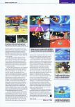 Scan of the review of Diddy Kong Racing published in the magazine Edge 53, page 2