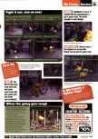 Scan of the review of Bio F.R.E.A.K.S. published in the magazine Nintendo Official Magazine 73