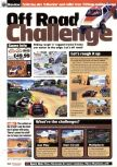 Scan of the review of Off Road Challenge published in the magazine Nintendo Official Magazine 73