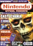 Cover scan of magazine Nintendo Official Magazine  75