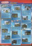 Scan of the walkthrough of  published in the magazine Le Magazine Officiel Nintendo 15, page 3
