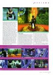 Scan of the review of Jet Force Gemini published in the magazine N64 Gamer 22