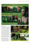 Scan of the review of Army Men: Sarge's Heroes published in the magazine N64 Gamer 22, page 2