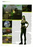 Scan of the review of Army Men: Sarge's Heroes published in the magazine N64 Gamer 22, page 3