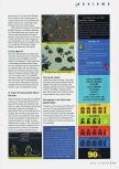 Scan of the review of Starcraft 64 published in the magazine N64 Gamer 23, page 2