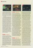 Scan of the walkthrough of Shadow Man published in the magazine N64 Gamer 23, page 3