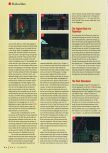 Scan of the walkthrough of Shadow Man published in the magazine N64 Gamer 23, page 9