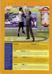 Scan of the review of Tarzan published in the magazine N64 Gamer 26