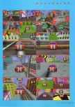 Scan of the walkthrough of San Francisco Rush published in the magazine N64 Gamer 03, page 4
