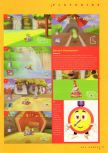 Scan of the walkthrough of Diddy Kong Racing published in the magazine N64 Gamer 03, page 2