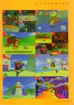 Scan of the walkthrough of Diddy Kong Racing published in the magazine N64 Gamer 03, page 4