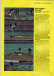 Scan of the preview of Ken Griffey Jr.'s Slugfest published in the magazine N64 Gamer 06, page 1