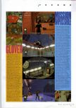 Scan of the preview of Mission: Impossible published in the magazine N64 Gamer 06, page 1