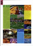 Scan of the article Electronic Entertainment Expo: The Fun Starts Here published in the magazine N64 Gamer 06, page 5