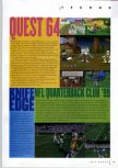 Scan de l'article Electronic Entertainment Expo: The Fun Starts Here paru dans le magazine N64 Gamer 06, page 6