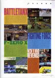 Scan de l'article Electronic Entertainment Expo: The Fun Starts Here paru dans le magazine N64 Gamer 06, page 8