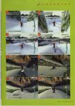 Scan of the walkthrough of 1080 Snowboarding published in the magazine N64 Gamer 06, page 2