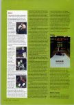 Scan of the walkthrough of 1080 Snowboarding published in the magazine N64 Gamer 06, page 3