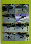 Scan of the walkthrough of 1080 Snowboarding published in the magazine N64 Gamer 06, page 4