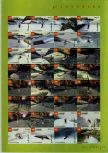 Scan of the walkthrough of 1080 Snowboarding published in the magazine N64 Gamer 06, page 6