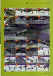 Scan of the walkthrough of 1080 Snowboarding published in the magazine N64 Gamer 06, page 8