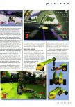 Scan of the review of S.C.A.R.S. published in the magazine N64 Gamer 10
