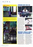 Scan of the preview of Survivor: Day One published in the magazine N64 Gamer 11, page 1