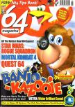 Cover scan of magazine 64 Magazine  16