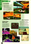 Scan of the preview of Looney Tunes: Space Race published in the magazine Electronic Gaming Monthly 115, page 1