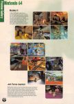 Scan of the preview of Jet Force Gemini published in the magazine Electronic Gaming Monthly 116