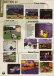 Scan of the preview of Buck Bumble published in the magazine Electronic Gaming Monthly 107