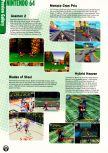 Scan of the preview of Hybrid Heaven published in the magazine Electronic Gaming Monthly 114, page 1