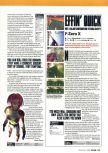 Scan of the review of Body Harvest published in the magazine Arcade 01