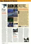 Scan of the review of 1080 Snowboarding published in the magazine Arcade 01, page 1